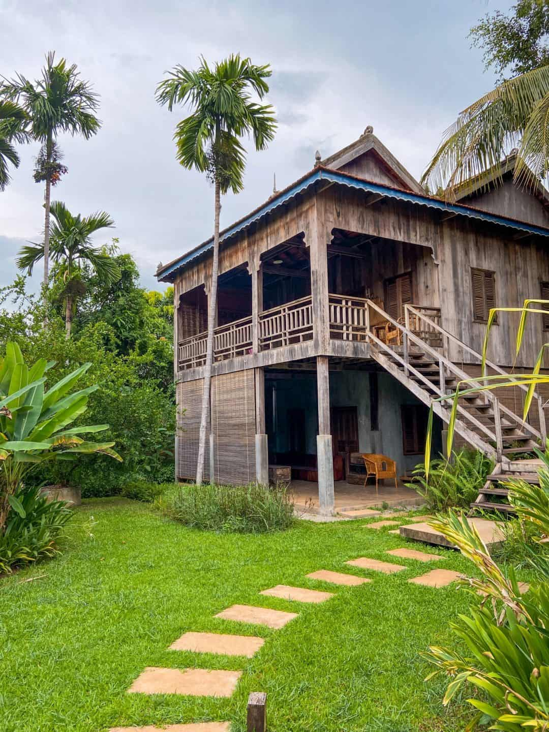 Traditional Bungalow at Sala Lodges
