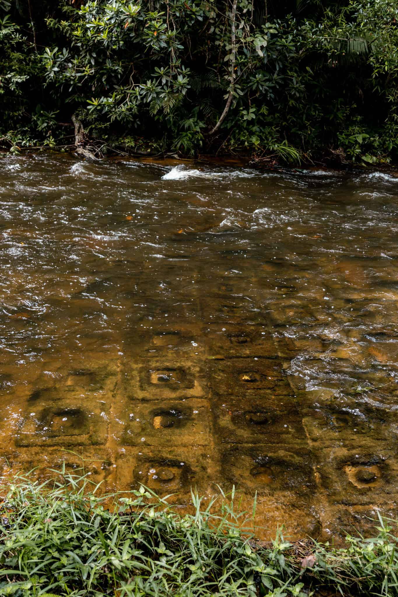 River of a Thousand Lingas Riverbed