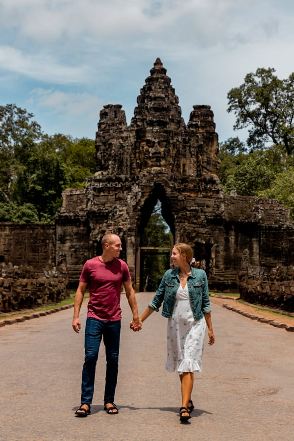 places to visit in cambodia Angkor Wat