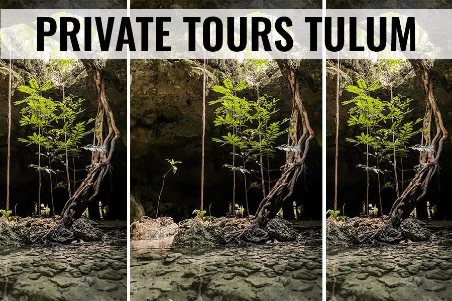 private tours tulum